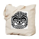 Tiki Tote Bag