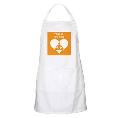 Yoga is MY Bag Apron