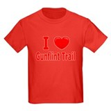 I Love the Gunflint Trail T