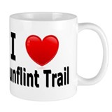 I Love the Gunflint Trail Mug