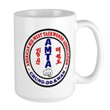 American Mid-West Tae Kwon Do Coffee Mug