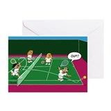 Out! Greeting Cards (Pk of 20)