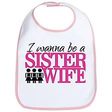Sister Wife Bib