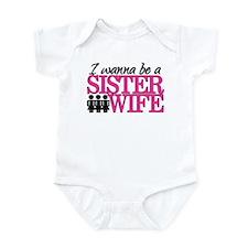 Sister Wife Infant Bodysuit