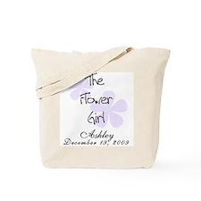 """Flower Girl """"Ashley"""" Tote Bag"""