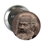 Humor in Politics: Karl Marx Button