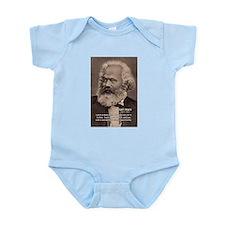 Humor in Politics: Karl Marx Infant Creeper
