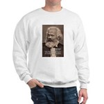 Humor in Politics: Karl Marx Sweatshirt