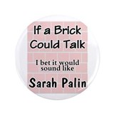 "Talking Bricks 3.5"" Button"