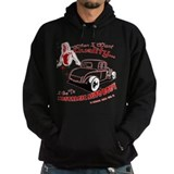 50's Pin-up and 32 Coupe Rocker Hoodie