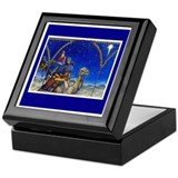 Three Kings Keepsake Box