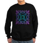 Colorful Papercut Sweatshirt (dark)
