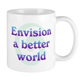 Envision Better World Mug