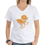 Tweet Me Women's V-Neck T-Shirt