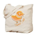 Tweet Me Tote Bag