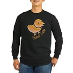 Tweet Me Long Sleeve Dark T-Shirt