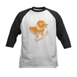 Tweet Me Kids Baseball Jersey