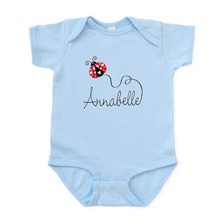Ladybug Annabelle Infant Bodysuit