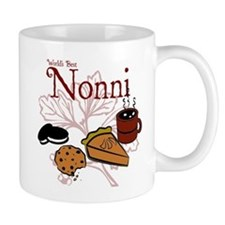 World's Best Nonni Mug