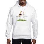 Red Pyle Modern Games Hooded Sweatshirt
