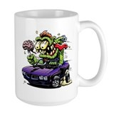 Pontiac GTO Monster Car Mug