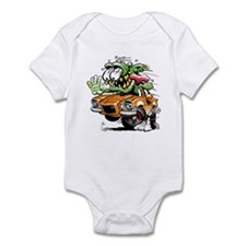 Chevy Camaro Monster Car Infant Bodysuit