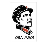 Oba mao Postcards (Package of 8)