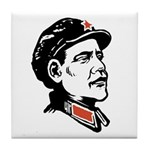 Oba mao Tile Coaster