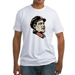 Oba mao Fitted T-Shirt