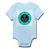 Big God Religion III Infant Bodysuit