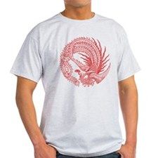 Traditional Chinese Phoenix T-Shirt