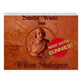 Shakespeare Wall Calendars