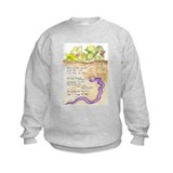 Earl the Worm Sweatshirt