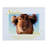 Camel Wall Calendar