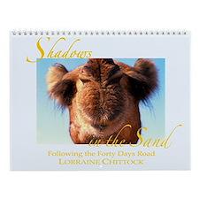 Camel Wall Calendar