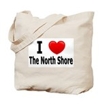 I Love The North Shore Tote Bag