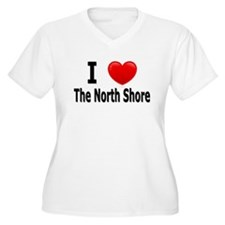 I Love The North Shore T-Shirt