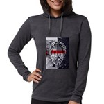 I Love The North Shore Women's Raglan Hoodie