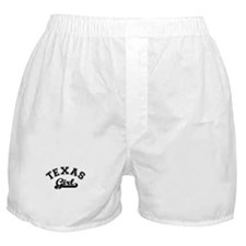 Texas Girl Boxer Shorts