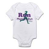 TNT Run Mommy Run Infant Bodysuit