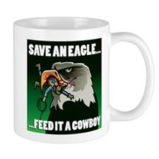Eagles Football Mug