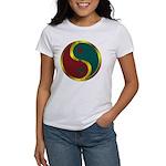 Templar Prosperity Symbol on a Women's T-Shirt