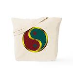 Templar Prosperity Symbol on a Tote Bag