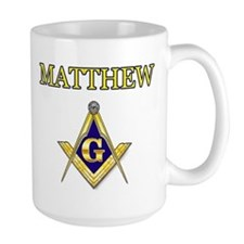 MATTHEW Coffee Mug