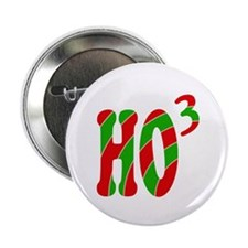 "Ho Ho Ho 2.25"" Button"