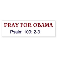 Pray For Obama (Bumper 50 pk)