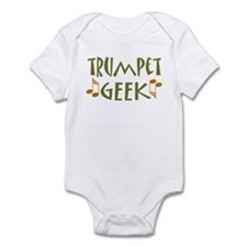 Trumpet Geek Infant Bodysuit