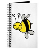 Funny Bumble bee Journal