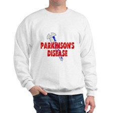 Screw Parkinson's Disease Sweatshirt
