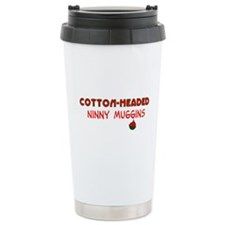 cotton-headed ninnymuggins Stainless Steel Travel